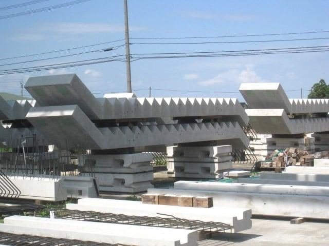 プレキャストコンクリート製品製造事例の写真その2