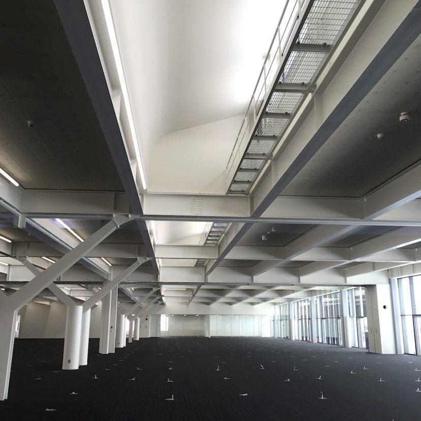 YKK AP R&Dセンター内観写真その2