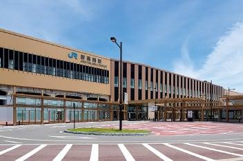 JR高岡駅外観写真